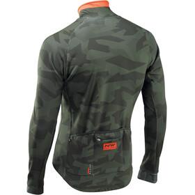 Northwave Blade 2 Jas Heren Total Protection groen/oranje